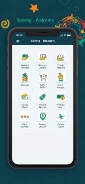 Sakeng App - Shopping